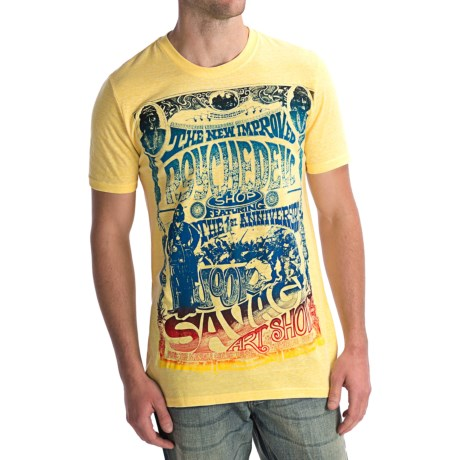 Hurley Rick Griffin Psychedelic Tri-Blend T-Shirt - Short Sleeve (For Men)
