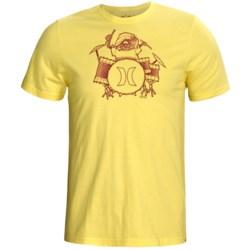 Hurley Rick Griffin Murphy Drums T-Shirt - Short Sleeve (For Men)