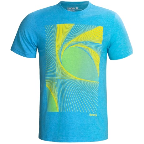 Hurley Portal T-Shirt - Short Sleeve (For Men)