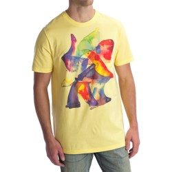 Hurley Fins Out T-Shirt - Short Sleeve (For Men)