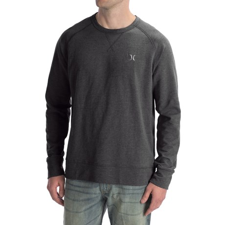 Hurley The Fleece T-Shirt - Long Sleeve (For Men)