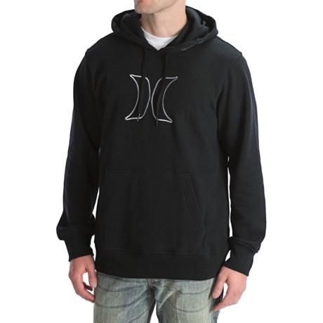 Hurley Icon Pullover Hoodie Sweatshirt (For Men)