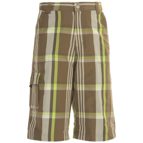 Columbia Sportswear Silver Ridge Novelty Shorts - UPF 25 (For Youth Boys)