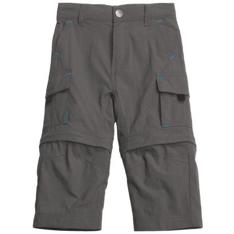 Columbia Sportswear Silver Ridge Convertible Pants - UPF 50 (For Toddler Boys)