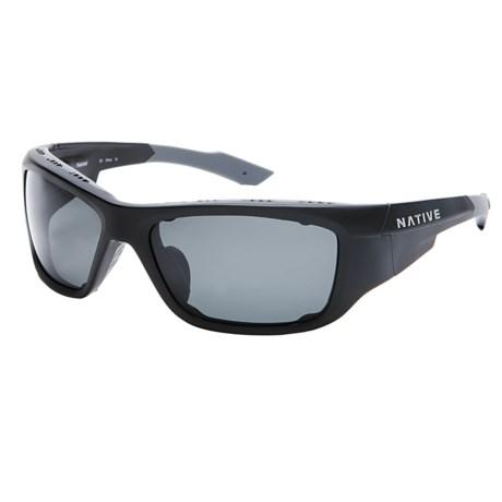 Native Eyewear Grind Sunglasses - Polarized, Extra Lenses