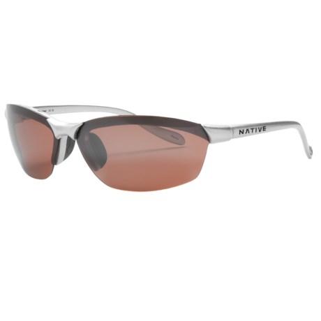 Native Eyewear Dash SS Sunglasses - Polarized Reflex Lenses