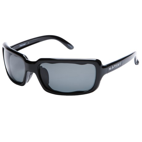 Native Eyewear Lodo Sunglasses - Polarized (For Women)
