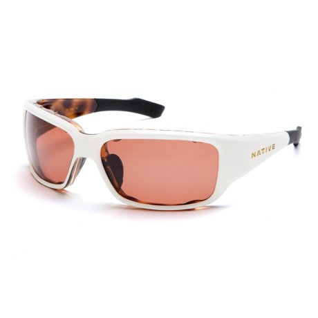 Native Eyewear Bolder Sunglasses - Polarized, Interchangeable