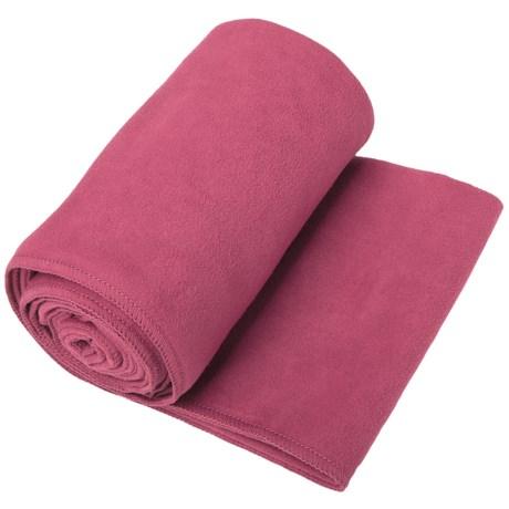Manduka eQua Yoga Mat Towel - Extra Long