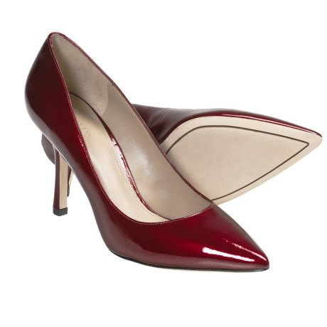 Joan & David Amery Pumps - Patent Leather (For Women)