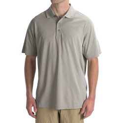 Simms Cocona® Polo Shirt - UPF 50+, Short Sleeve (For Men)