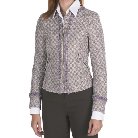 Bogner Helen Woven Blend Jacket (For Women)