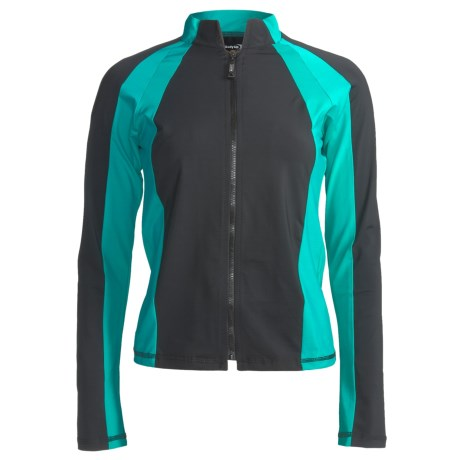 Body Up Endurance Jacket (For Women)