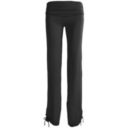 Body Up Yoga Strings Pants (For Women)