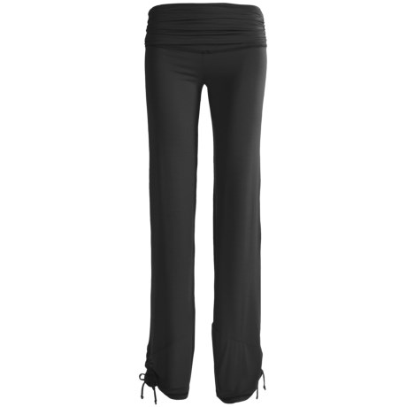 Body Up Yoga Strings Pants (For Women)