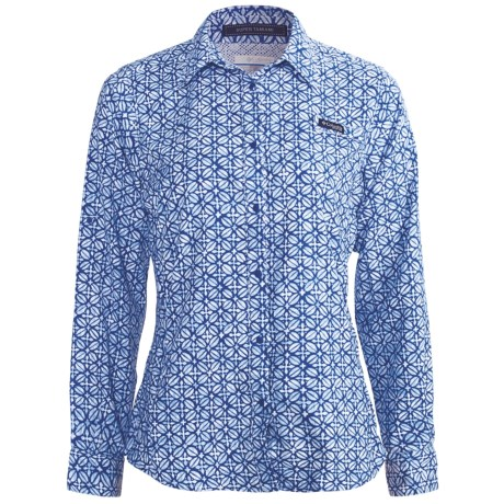 Columbia Sportswear PFG Super Tamiami Fishing Shirt - UPF 40, Long Sleeve (For Women)