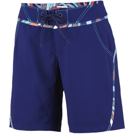 Columbia Sportswear Viva Bonita Long Boardshorts - UPF 50 (For Women)
