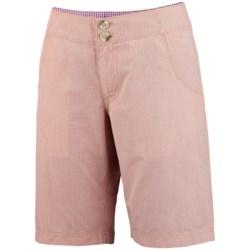 Columbia Sportswear Super Bonehead Shorts - UPF 30, Cotton Twill (For Women)