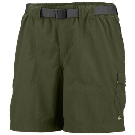 Columbia Sportswear Sandy River Cargo Shorts - UPF 30 (For Women)