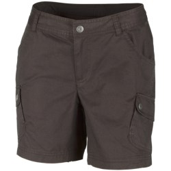 Columbia Sportswear Elkhorn II Shorts - UPF 50, Cotton Twill (For Plus Size Women)