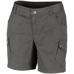 Columbia Sportswear Elkhorn II Cotton Twill Shorts - UPF 50 (For Women)