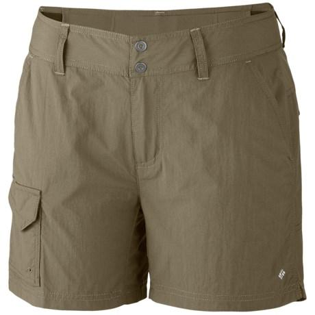Columbia Sportswear Silver Ridge Shorts - UPF 50, Stretch Nylon (For Women)