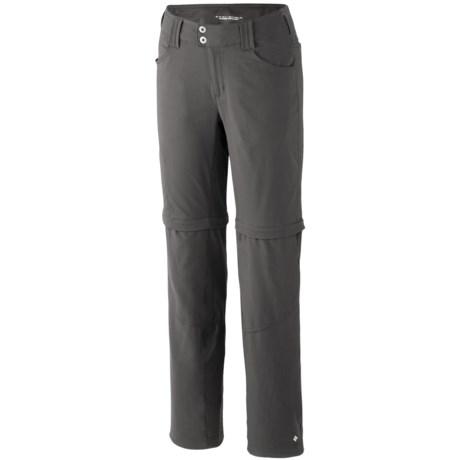 Columbia Sportswear Saturday Trail Convertible Stretch Pants - UPF 50 (For Plus Size Women)