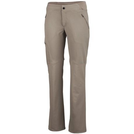 Columbia Sportswear Back Up Passo Alto Pants - UPF 50, Straight Leg (For Women)