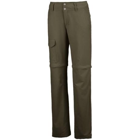 Columbia Sportswear Silver Ridge Convertible Pants - UPF 50, Full Leg (For Women)