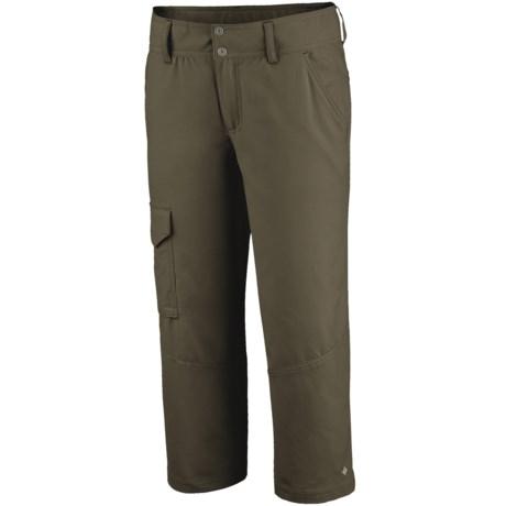 Columbia Sportswear Silver Ridge Capri - UPF 50 (For Women)