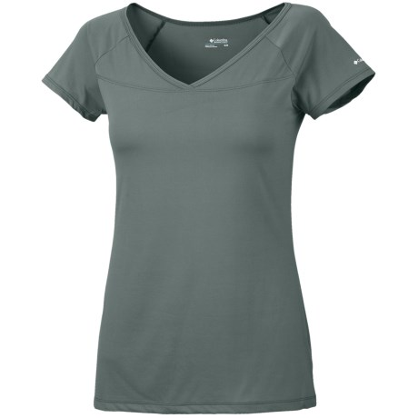 Columbia Sportswear Vista Ridge T-Shirt - Short Sleeve (For Women)
