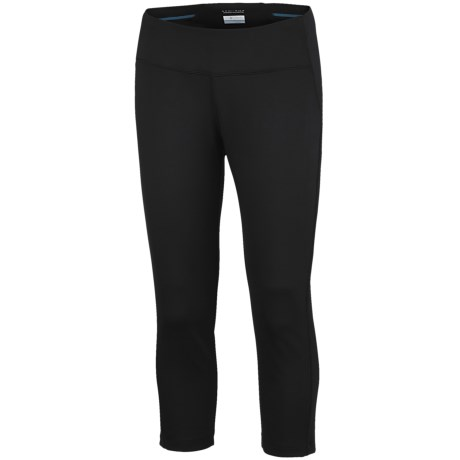Columbia Sportswear Back Up Layer First Narrow Capris (For Women)