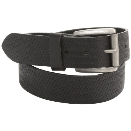 American Endurance Embossed Belt - Leather (For Men)