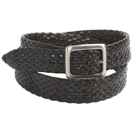 American Endurance Reversible Braided Belt - Leather (For Men)