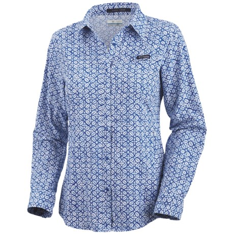 Columbia Sportswear Super Tamiami Shirt - UPF 40, Long Sleeve (For Women)