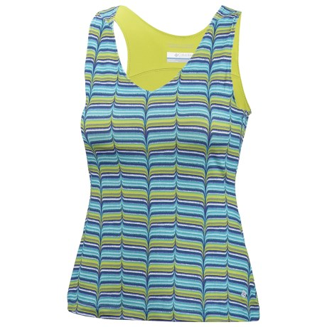 Columbia Sportswear Siren Splash II Fab Knit Jersey Tank Top - UPF 50 (For Women)