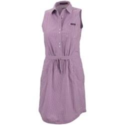 Columbia Sportswear Super Bonehead Dress - UPF 30, Cotton, Sleeveless (For Women)