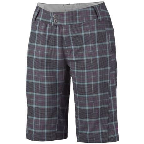 Columbia Sportswear Saturday Trail Stretch Plaid Shorts - UPF 15 (For Women)