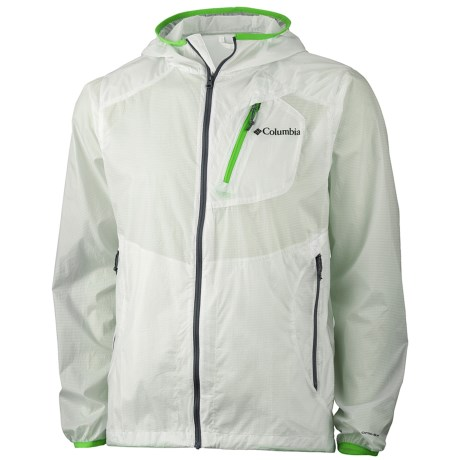 Columbia Sportswear See the Light II Translucent Jacket (For Men)