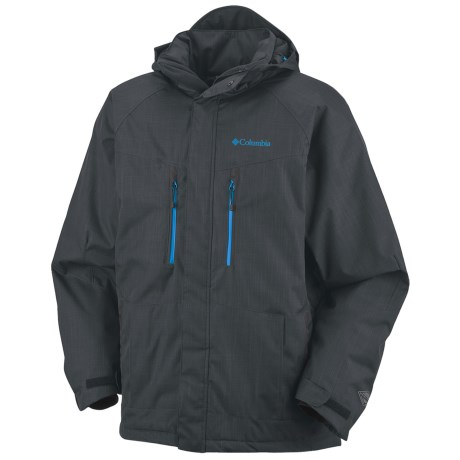 Columbia Sportswear Free Fall Parka - Insulated (For Big and Tall Men)