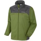Columbia Sportswear Glennaker Lake Rain Jacket -Omni-Shield® (For Big Men)