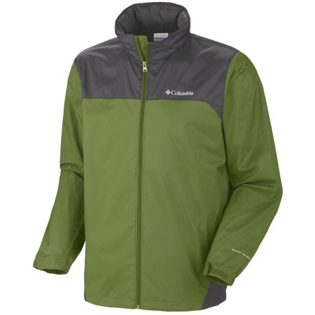 Columbia Sportswear Glennaker Lake Rain Jacket -Omni-Shield® (For Big Men)