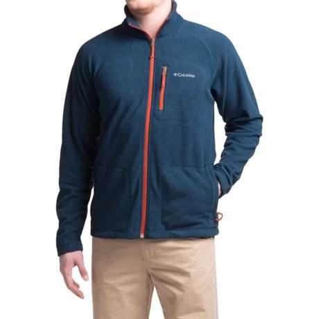 Columbia Sportswear Fast Trek II Fleece Jacket - Full Zip (For Men)