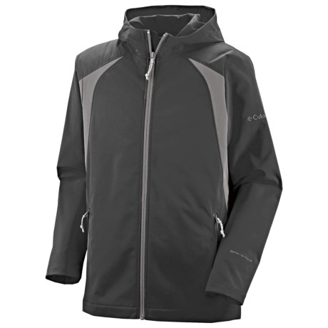 Columbia Sportswear Glacier Tech Jacket - Soft Shell (For Boys)