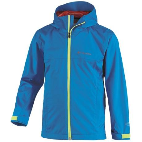 Columbia Sportswear Splash Maker Rain Jacket - Waterproof (For Kids)