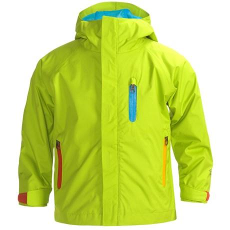 Columbia Sportswear TechniKolor Shell Jacket - Waterproof (For Boys)