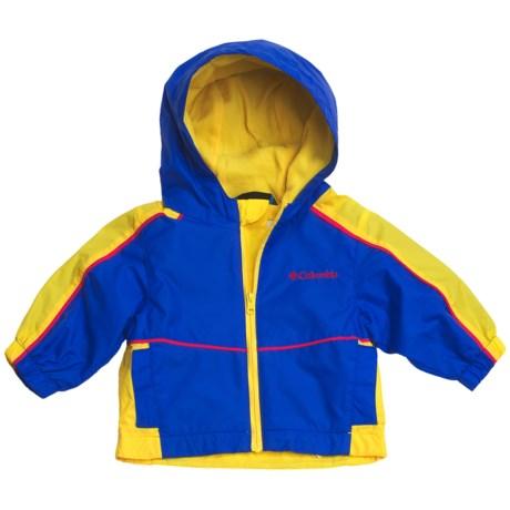 Columbia Sportswear Jabber Monkey Jacket (For Infants)