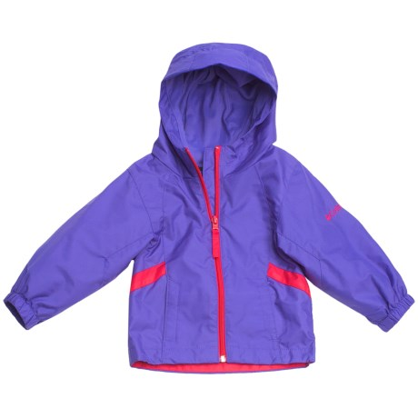 Columbia Sportswear Trail Time Jacket (For Toddler Girls)