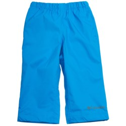 Columbia Sportswear Trail Adventure Shell Pants - Waterproof (For Toddlers)