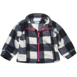 Columbia Sportswear Benton Springs Printed Jacket - Fleece (For Infants)